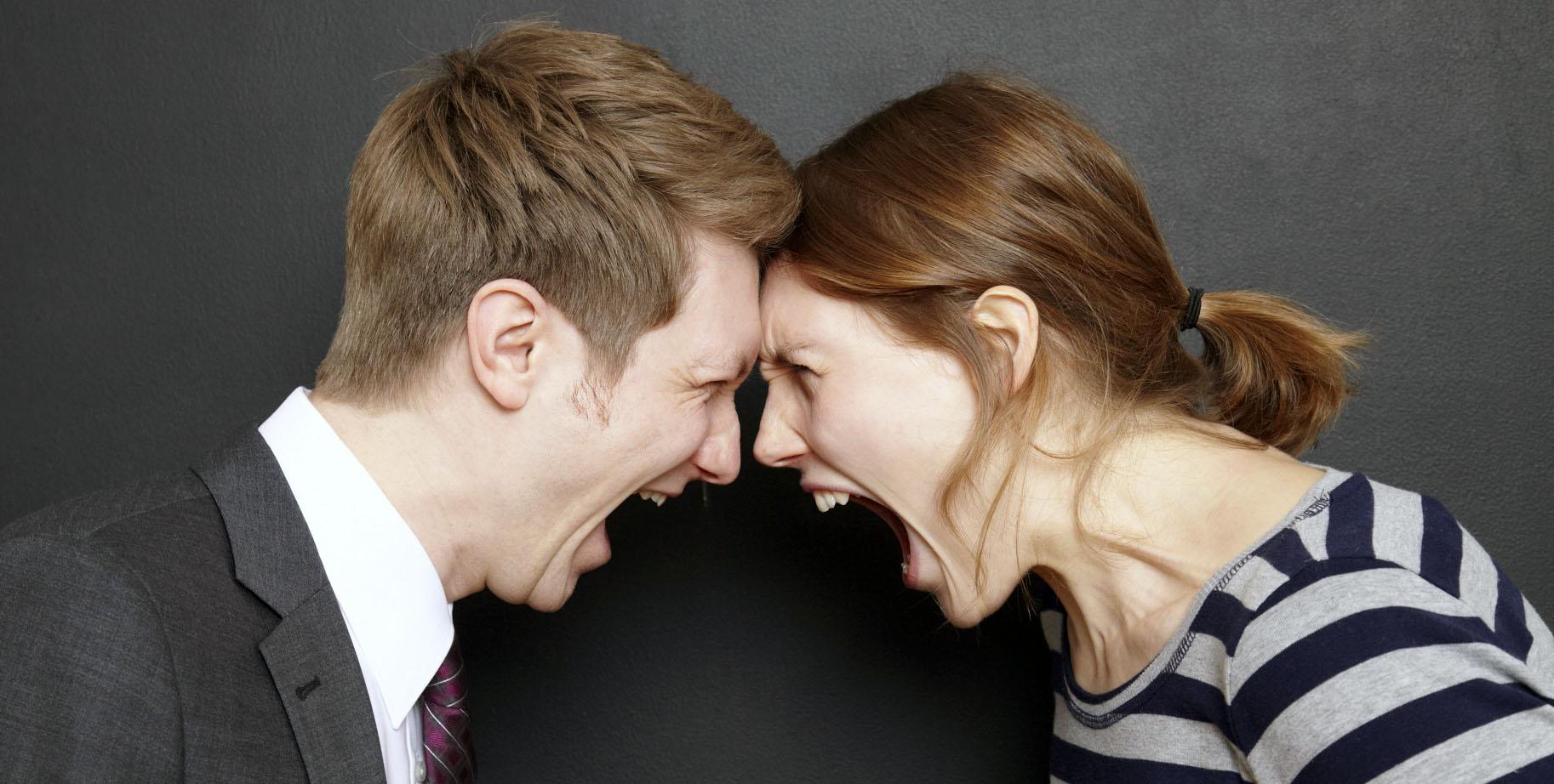 Kako končati prepir s partnerjem?