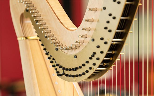 Koncertna harfa
